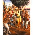 Lord Caitanya's Sakirtan Movement