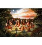 Rasa Dance Painting