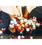 Srila Prabhupada's Lotus Feet in Bombay