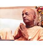 Srila Prabhupada in Vrindaban, Prayerful Mood