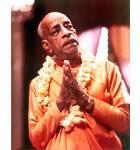 Srila Prabhupada Praying to Deities