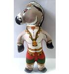 Dhenukasura the Donkey Demon Doll -- Childrens Stuffed Toy