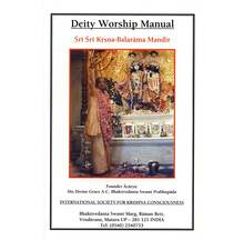 Deity Worship Manual from Sri Krishna Balarama Mandir