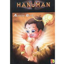 Hanuman -- Children\'s Activity Book