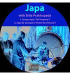 Japa Meditation CD with Srila Prabhuapda -- Audio CD