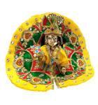 Laddu Gopal Deluxe Dresses Type 1 (D.No.7500)