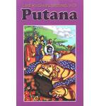 Krishna's Pastimes with Putana (Children's Story Book)