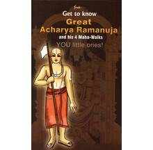 Ramanujacharya (Children\'s Story Book)