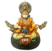 "Sri Hanuman Ji Polyresin Figure (5"" high)"