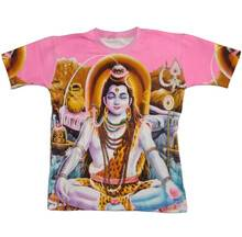 T-Shirt: Lord Shiva All-Over Print