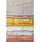 Dhoti -- Colored Jute (Available with Chadar)