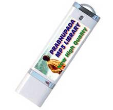 Prabhupada MP3 Library USB Stick