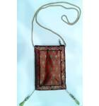 fef8f9b9f227 Zip Bag With Traditional Indian Designs (4.3